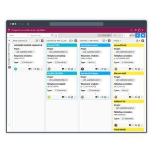 ERM Hub CRM & Relation client